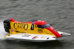 #1 class 3 Team Casino Forges: Philippe Masselin, Thierry Marchand, Arnaud Gallard, Chryslain Leroux