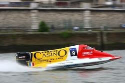 #9 class 3 Team TC4 Casino de Forges: Bruno Crouin, Rémy Demante, Albert Simson, Rodolphe Avenel