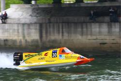 #30 class 2 PPS Racing Team: Pascal Sidoine, Patrick Williot