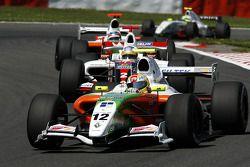 #12 International Draco Racing: Marco Barba