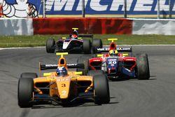 N°20 Mofaz Fortec Motorsport: Sten Pentus avec des pneus sales
