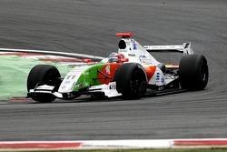 #11 International Draco Racing: Бертран Багетт