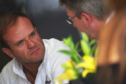 Rubens Barrichello, Brawn GP and Ross Brawn, Brawn GP, Team Principal