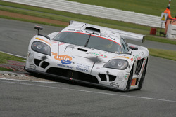 #11 Full Speed Racing Team Saleen S7 Twin Turbo: Stéphane Lemeret, Luke Hines
