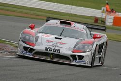 K plus K Motorsport Saleen S7R N°18 : Adam Lacko, Mario Dominguez