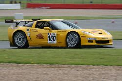 Corvette Z06 GT3 N°150 : Jean-Claude Lagniez, Iradj Alexander