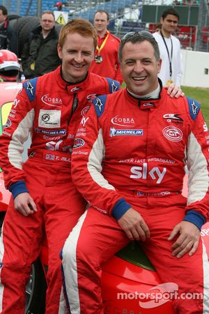 Tim Mullen, Chris Niarchos