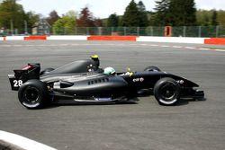 N°28 RC Motorsport: Pasquale Disabatino