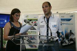 Bruno Michel GP2 Series Organiser