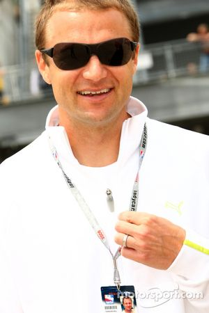 Townsend Bell, KV Racing Technology