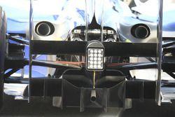 Williams rear diffuser