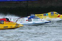 Tomahawk Racing N°39 classe 2 : Rémy Louvel, Jean-Luc Izard, Philippe Luis, Amaury Jousseaume