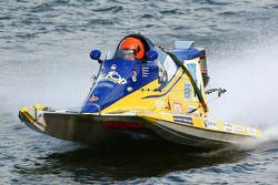 Team Marine Inshore N°48 classe 1 : Philippe Boutrais, Philippe Buquet, Jean Luc Goujon, Xavier Hanin