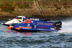 #38 class 2 Mons Nautic: Christophe Calvo, Serge Massart, Benjamin Berti, Laurent Stievenart