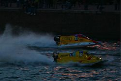Sun Racing Team N°55 classe 1 : Frantz Saint-Denis, Pierre-Emilien Barbaray, Stéphane Phippen