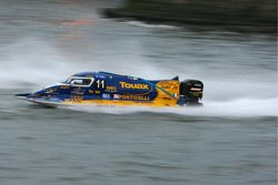 Team Touax N°11 classe 3 : Fabrice Boulier, Philippe Lecomte, Nicolas Ottmann, Philippe Jouen