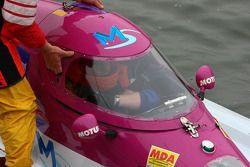 Team Dailly N°36 classe 2 : Frédéric Bagot, Alain Dailly, Jacques Morin, Martial Kauffmann