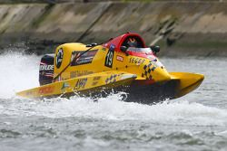 Racing Team Passion N°19 classe 3 : Rudy Revert, Jean-Marc Blessel, Guillaume Blessel, Alban Bourcier