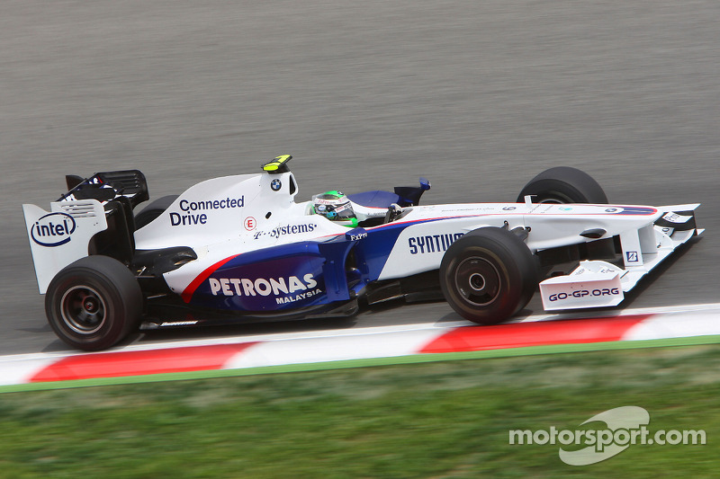 2009: BMW-Sauber F1.09