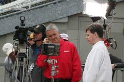 1998 Indianapolis winner Eddie Cheever