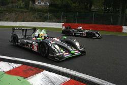 Pescarolo – Judd N°16 : Jean-Christophe Boullion, Christophe Tinseau; #23 Strakka Racing Ginetta - Z