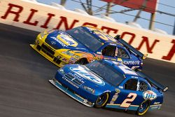 David Stremme, Penske Racing Dodge, Michael Waltrip, Michael Waltrip Racing Toyota