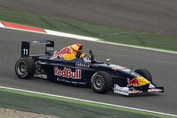 Daniel Juncadella, Eurointernational, fête sa troisième place