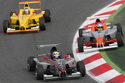 Jim Pla, DAMS and Timmy Hansen, Muecke Motorsport