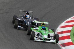Ramon Pineiro, Fisichella Motor Sport International SPA et Rupert Svendson-Cook Robertson Racing