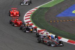 Javier Tarancon, DAMS et Jack Harvey, Fortec Motorsport