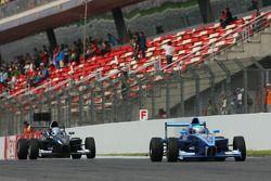 William Buller, Fortec Motorsport et Rupert Svendson-Cook Robertson Racing