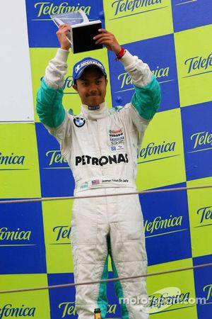 Troisième, Jazeman Jaafar, Eifelland Racing