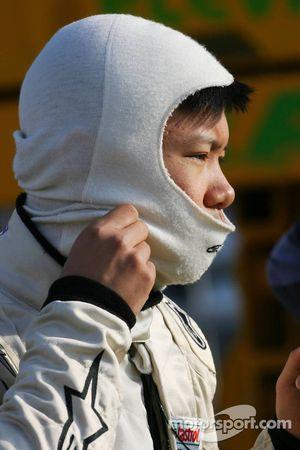 Hu An Zhu Motaworld Racing
