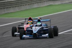 William Buller, Fortec Motorsport and Doru Sechelariu, Fisichella Motor Sport International SPA