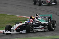 Facu Regalia, Josef Kaufmann Racing and Jazeman Jaafar, Eifelland Racing
