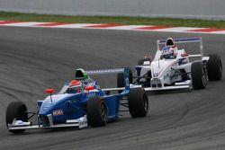 Luiz Felipe Nasr, Eurointernational devance Michael Christensen, Muecke Motorsport