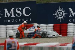 George Katsinis, Eifelland Racing, hors de la piste