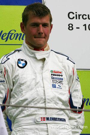Deuxième, Michael Christensen, Muecke Motorsport