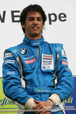 Vainqueur, Luiz Felipe Nasr, Eurointernational