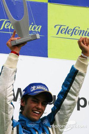 Vainqueur Luiz Felipe Nasr, Eurointernational