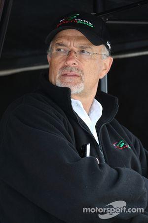 Andretti Green Racing team co-owner Kim Green