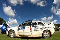 Brian Green et Fleur Pedersen, Brian Green Motorsport Ltd