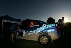 Jean-Louis Leyraud et Ben Searcy, Jean-Louis Leyraud Rallysport