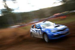 Emma Gilmour et Rhianon Smyth, Motor Image Racing