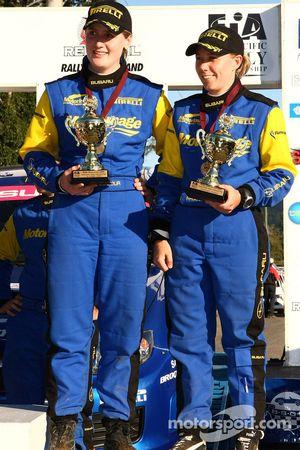 Emma Gilmour et Rhianon Smyth finissent troisième pour Motor Image Racing