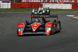 Audi R10 TDI N°15 : Christian Bakkerud, Christijan Albers, Giorgio Mondini