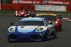 La Ferrari F430 GT N°96 (Michael McInerney, Sean McInerney, Michael Vergers)