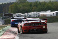 Ferrari F430 GT N°78 : Matt Griffin, Peter Bamford