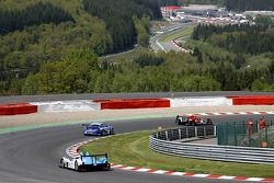 #38 Pegasus Racing Courage-Oreca LC75 - AER: Julien Schell, Philippe Thirion; at Rivage