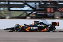 Tony Kanaan, Andretti Green Racing in Danica Patrick's car